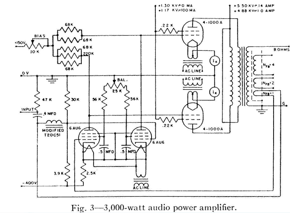 Consort3s Blog Loudspeaker Design Thoughts Plus Other Topics Page 6 Fi Ipod Amplifier Circuit Using Ic 741 Electronic Projects The Famous Williamson Amp From Same Era This Booklet Was Issued In 1952