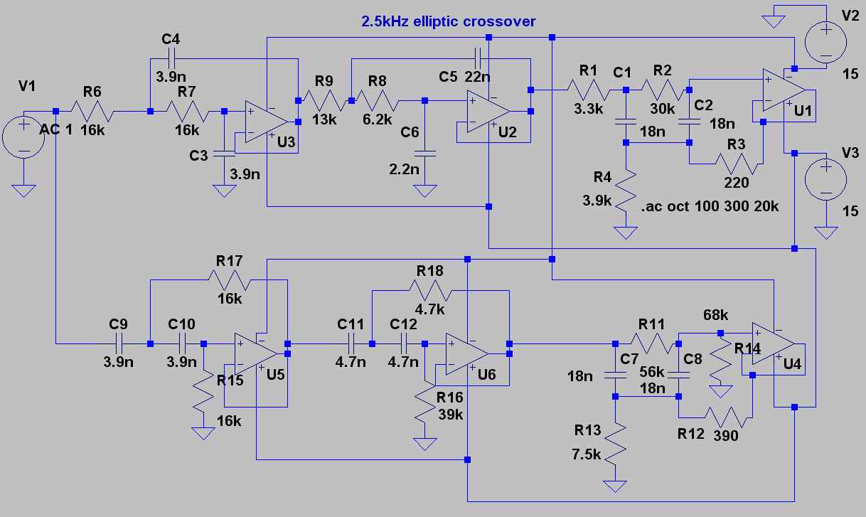 Consort3s Blog Loudspeaker Design Thoughts Plus Other Topics Page 6 Fi Ipod Amplifier Circuit Using Ic 741 Electronic Projects This